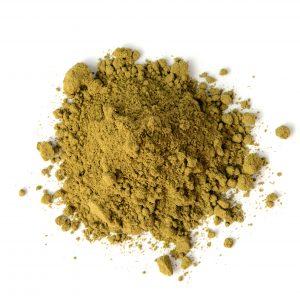 raw organic hemp protein powder isolated on white.jpg